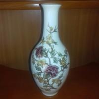 Zsolnay öblös váza