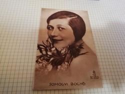 Nagyon ritka lap gyűjteményből 29 Somogyi Bogyó