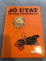 Autós útikönyv 1970-ből