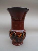 27 cm magas kerámia váza