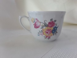 Virágos teáscsésze   /  2531
