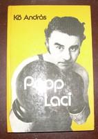 Papp Laci dedikálásával Kő András: Papp Laci könyve