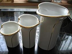 Váza sorozat Fena porcellan