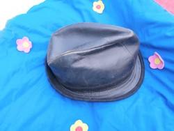 Bőr kalap eladó