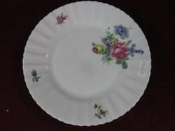 PM Moschendorf német Bavaria porcelán süteményes tányér.
