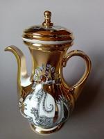 Szász Endre kávés készlet kávés kancsója