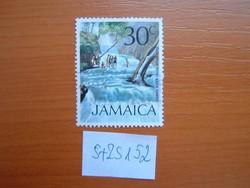 JAMAICA 30 C 1972 helyi motívumok S+ZS152
