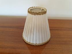 Retro falikar ernyője textil lámpaernyő kis lámpabura