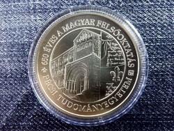 A Pécsi Tudományegyetem alapításának 650. évfordulója réz-nikkel 2000 Forint 2017 BP BU/id 10174/