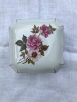 Aquincum rózsás bonbonier vagy ékszertartó