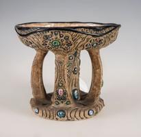 Amphora asztalközép