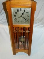 Ónémet fali ingás óra(Patent)felesütő.