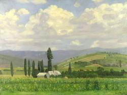 Mandler, Ernst jelzéssel : Tanya 1915