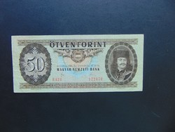 50 forint 1980 H 620 H Ritka széria !