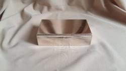 Gyönyörű felújított ezüst doboz