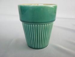 Gránit kerámia retro pohár