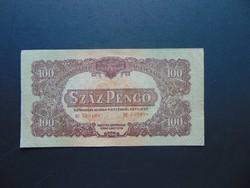 VH. 100 pengő 1944 XC