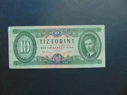 10 forint 1949 Rákosi címer