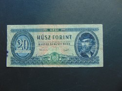 20 forint 1949 Rákosi címer
