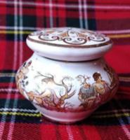 Aprócska Görög életképes parfümös tégely