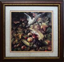 Home Interiors USA falikép, fali kép 61x61 cm