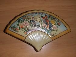 Kínai porcelán ékszertartó 12*19 cm (22/d)