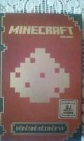Minecraft játék könyv