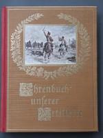 Ehrenbuch unserer Artillerie- Tüzérségünk könyve 1935 (190630)