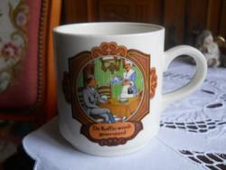 Villeroy & Boch bögre / kávés csésze /