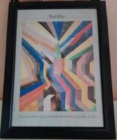 Paul Klee kiállítási plakát Firenze 1981
