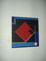 Joseph Kadar: Piros négyzet