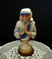 Ritka! Kalkuttai Szent Teréz, közismert nevén Teréz anya brüszt