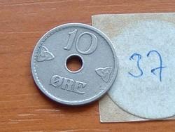 NORVÉGIA 10 ŐRE 1926 37.