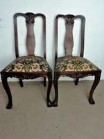 Antik chippendale székek