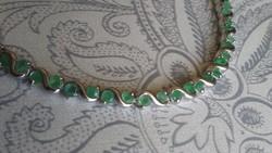 Smaragd 925 karkötő