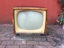 Retro antik Orion Budapest AT 611 -es tv