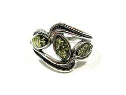 Ezüst gyűrű(kecs-Ag79481)