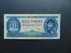 20 forint 1949 Rákosi címer szép ropogós bankjegy !