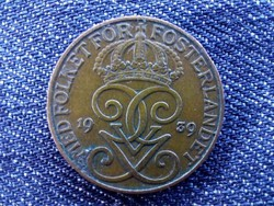 Svédország V. Gusztáv (1907-1950) 5 Öre 1939/id 9278/