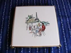 A02 Villeroy&boch Párizsi tavasz edény alátét