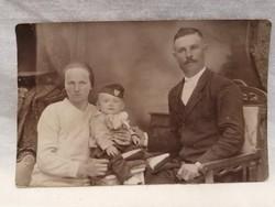 Torkos család régi fotó