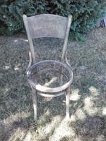 Antik thonet   teljesen felújítandó szék 1 db