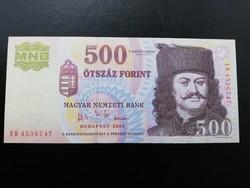 2006. Ötszáz forint 56-os Unc