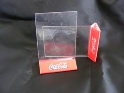 Retro Coca-Cola árlaptartó presszóbol