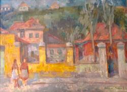 Kántor Andor: Szentendrei utca