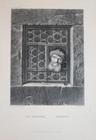 145 db acélmetszet az 1850-es évekből (egyben)