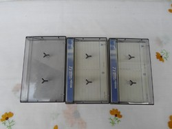 Kazettatok, TDK - retro műanyag tok kazettához