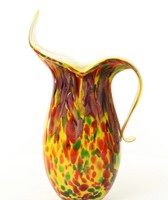 Murano style üveg váza