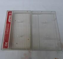 Kazettatok, BASF - retro műanyag tok kazettához
