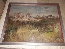 Számomra ismeretlen festő képe eladó